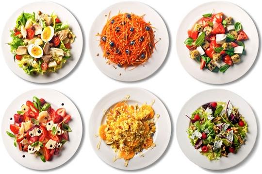 101-salads