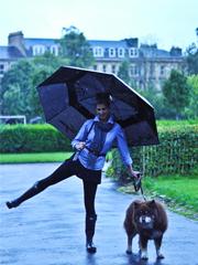 Rainy days ahead