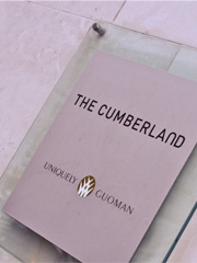 The Cumberland Hotel...