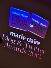 Marie Claire Blog Aw...