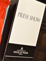 House of Fraser AW 2...