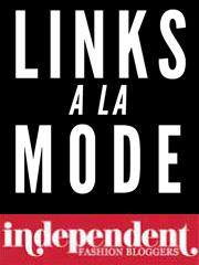 IFB Links a la Mode ...