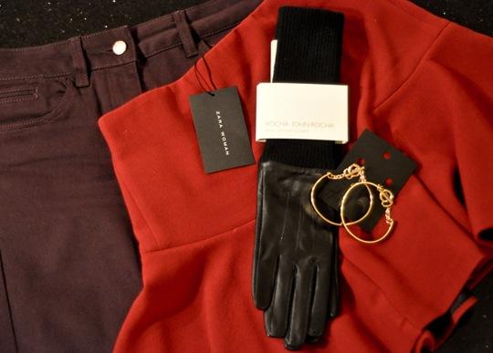 ThankFifi-Zara-Red-Skirt-1