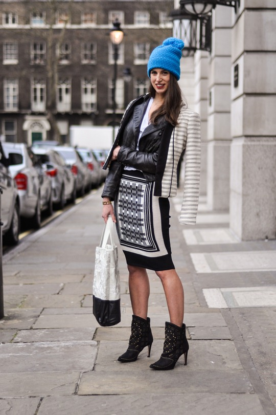 Thankfifi at LFW in Clements Ribeiro and H&M-3