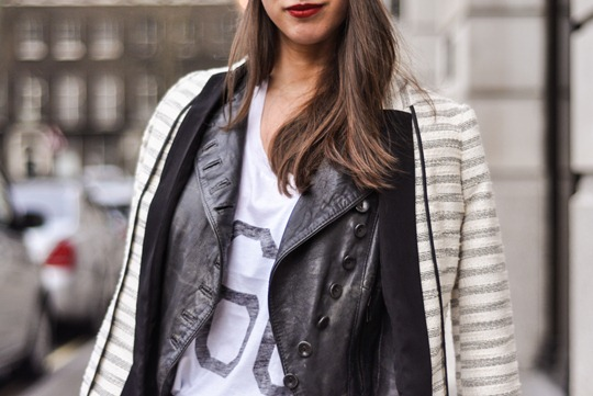 Thankfifi at LFW in Clements Ribeiro and H&M-7