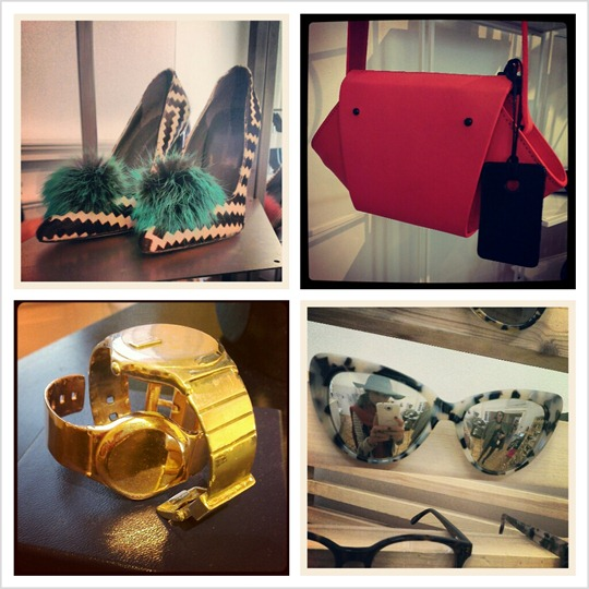 Thankfifi at LFW - the accessories