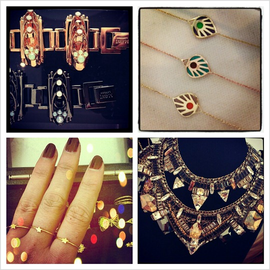 Thankfifi at LFW - the jewels