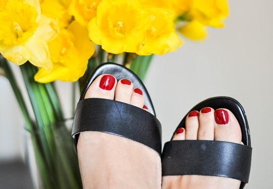 Thankfifi - Next sandals