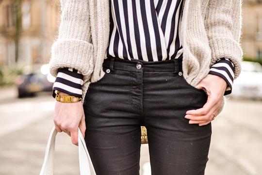 Thankfifi in Zara stripes-7