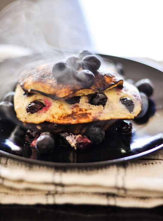 Thankfifi- Super skinny blueberry pancakes-4