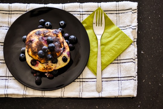 Thankfifi- Super skinny blueberry pancakes-5