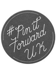 #PinItForwardUK