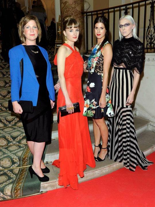 Thankfifi- Scottish Fashion Awards in Clements Ribeiro-2