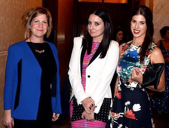 Thankfifi- Scottish Fashion Awards in Clements Ribeiro-4