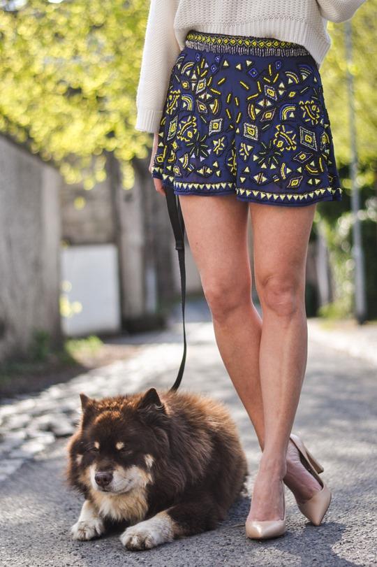 Thankfifi- Sparkle shorts-11