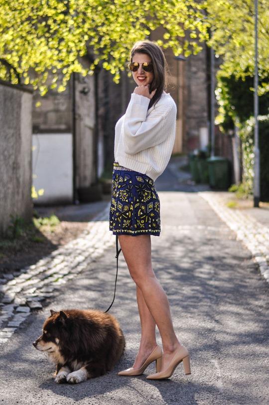 Thankfifi- Sparkle shorts-2