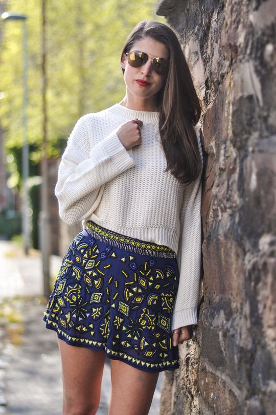 Thankfifi- Sparkle shorts-4
