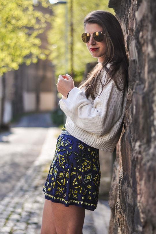 Thankfifi- Sparkle shorts-5