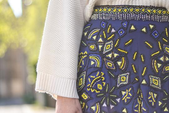 Thankfifi- Sparkle shorts-7