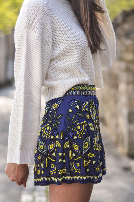 Thankfifi- Sparkle shorts-8