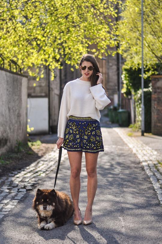 Thankfifi- Sparkle shorts