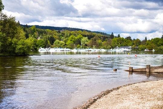 Thankfifi- The Boathouse at Cameron House, Loch Lomond