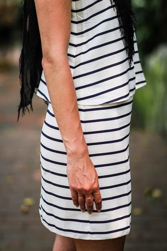 Thankfifi- Asos stripe dress & Next sliders, Kuala Lumpur Bird Park-6