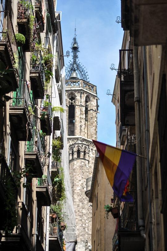 Thankfifi- Barcelona weekend guide