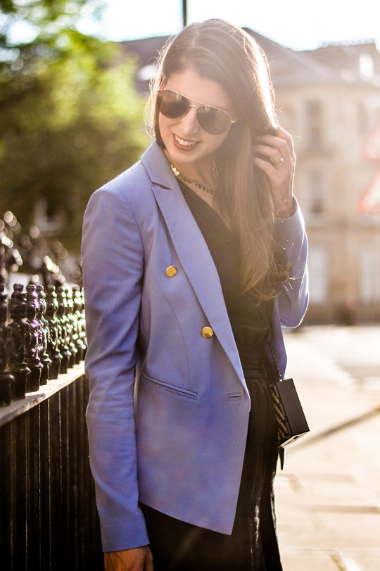 Thankfifi- Bastyan Little Things - the cornflower blue blazer-10
