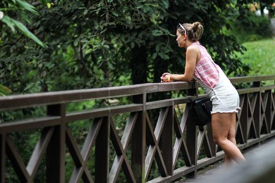 Thankfifi- Kuala Lumpur Bird Park
