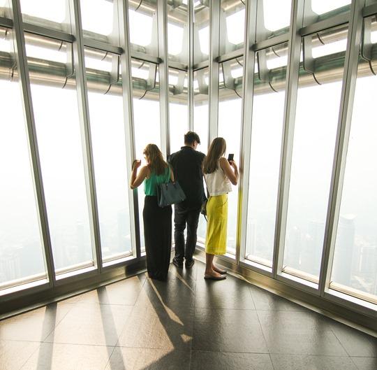 Thankfifi- Kuala Lumpur, Petronas Towers