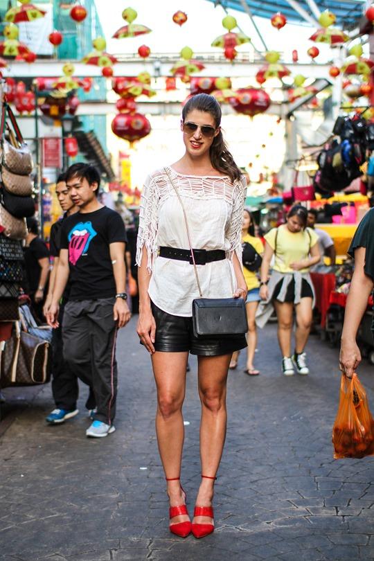 Thankfifi- Shopping Chinatown in Kuala Lumpur, Malaysia