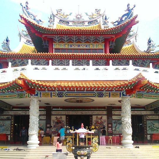 Thankfifi- Thean Hou temple, Kuala Lumpur, Malaysia-24