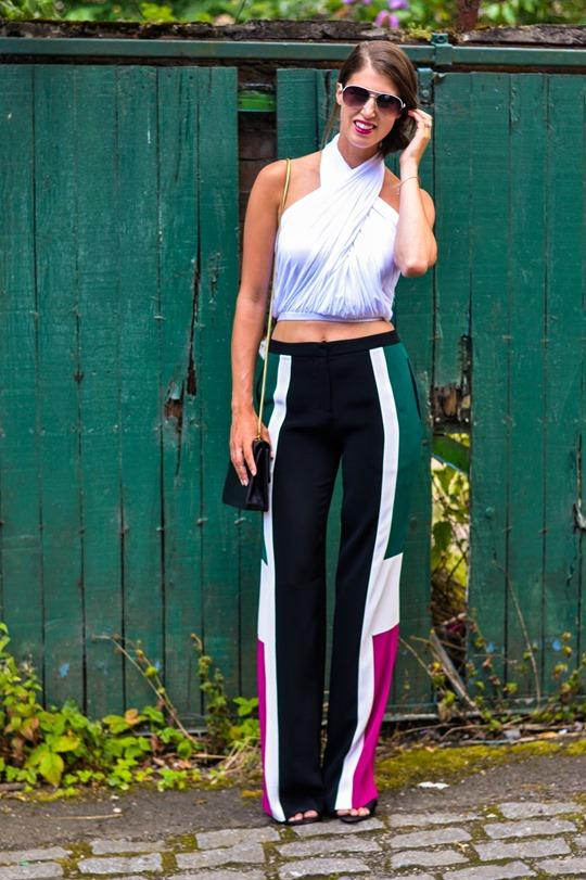 Thankfifi- Elizabeth & James colour block pants-3