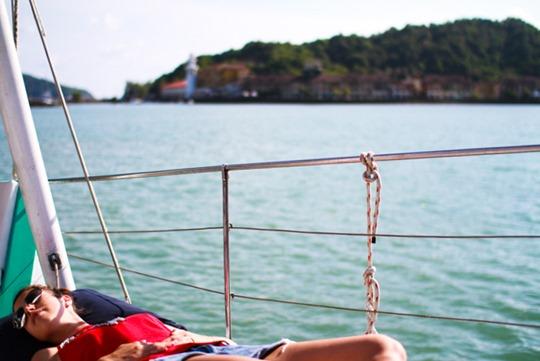 Thankfifi- Langkawi sunset cruise, Crystal Yacht-24