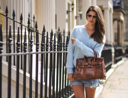 Thankfifi- Maxwell Scott leather tote bag & Armani Water Lilies sunglasses-4