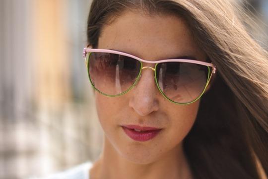 Thankfifi- Maxwell Scott leather tote bag & Armani Water Lilies sunglasses-7