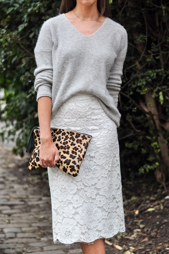 Thankfifi- Crochet lace midi skirt -fashion blogger streetstyle-13