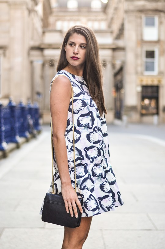 Thankfifi- H&M Trend bubble dress, GOMA Glasgow - fashion blogger streetstyle-6-2