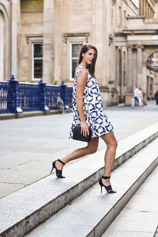 Thankfifi- H&M Trend bubble dress, GOMA Glasgow - fashion blogger streetstyle-9-2
