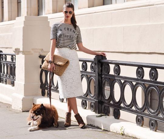 Thankfifi- Lace, leopard & stripes - fashion blogger streetstyle-4