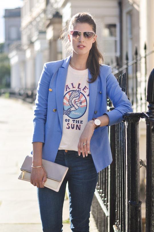 Thankfifi- Daniel Wellington St. Andrews Rose Gold watch - fashion blogger streetstyle-4