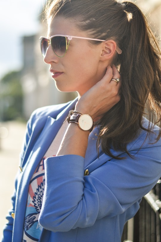 Thankfifi- Daniel Wellington St. Andrews Rose Gold watch - fashion blogger streetstyle-8
