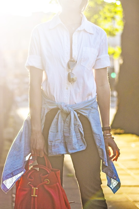 Thankfifi- Double layered shirts & big flares - fashion blogger streetstyle-5b