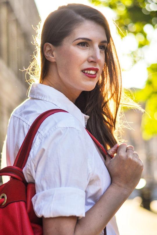 Thankfifi- Double layered shirts & big flares - fashion blogger streetstyle-8