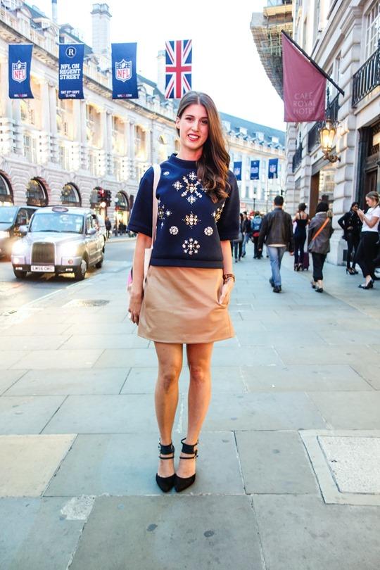 Thankfifi- H&M Trend sequin sweatshirt - fashion blogger streetstyle, London-7