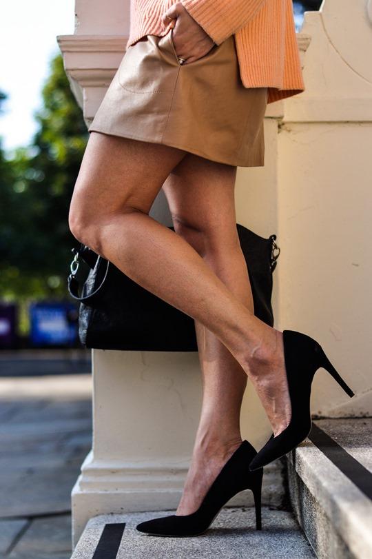 Thankfifi- Tangerine dream - fashion blogger streetstyle w Asos Potential Heels-10