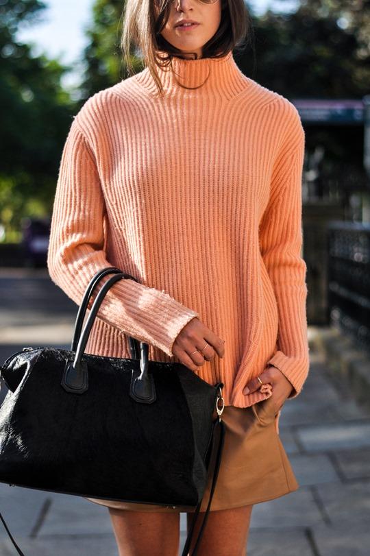Thankfifi- Tangerine dream - fashion blogger streetstyle w Asos Potential Heels-6