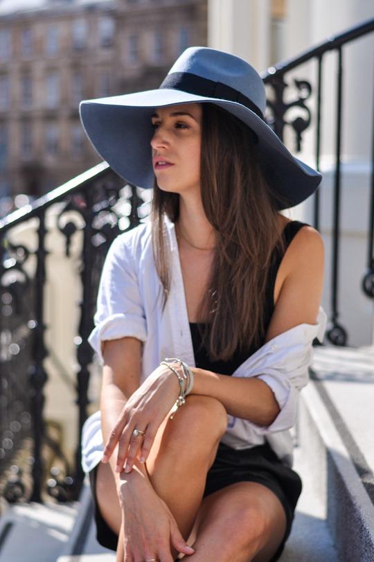 Thankfifi- The River Island blue floppy hat - fashion blogger streetstyle-4