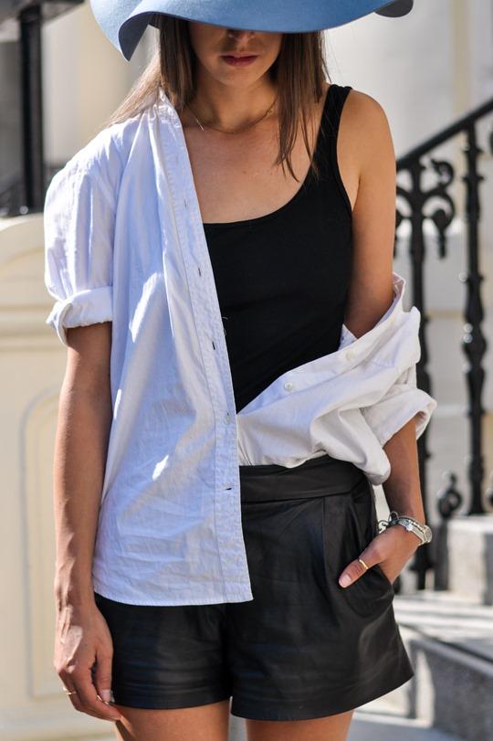 Thankfifi- The River Island blue floppy hat - fashion blogger streetstyle-7